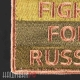 Нашивка FIGHT FOR RUSSIA
