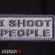 Шеврон для фотографа, I shoot people