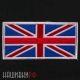 Нашивка флаг Англии