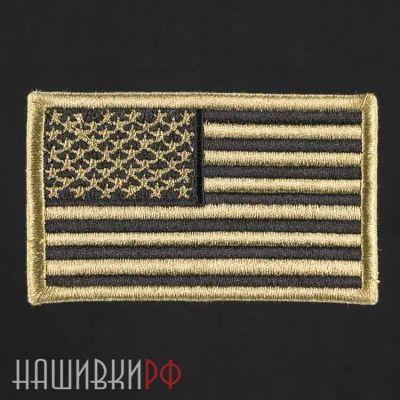 Термонашивка на рукав флаг США