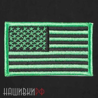 Нашивка на рукав флаг США