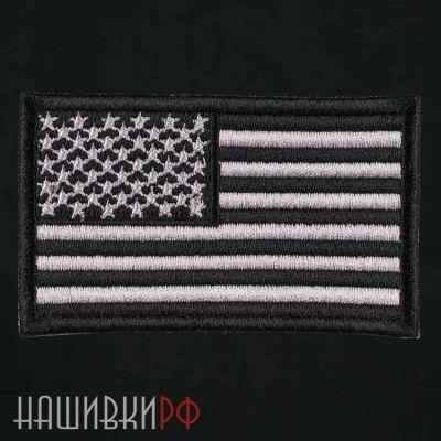 Нашивка с флагом США