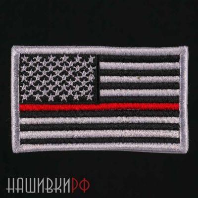 Термо нашивка флаг США