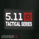 Нашивка 5.11 tactical series