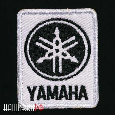 Нашивка логотип Yamaha