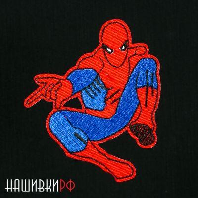 Термо нашивка человек паук