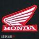 Нашивка термо. Honda
