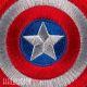 Нашивка щит капитана америки