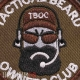 Нашивка клуб тактически бородых