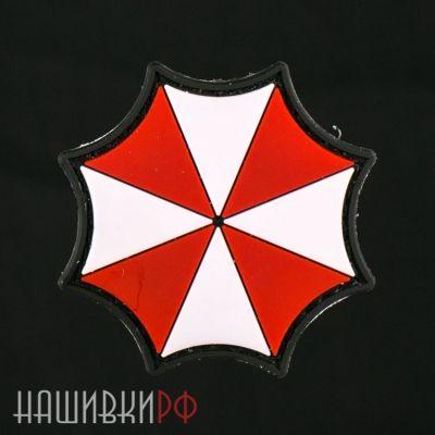 Нашивка зонтик амбреллы