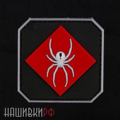Нашивка паук