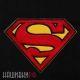 Нашивка супермена