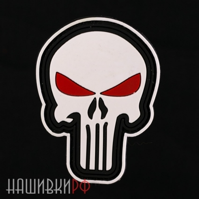 Нашивка punisher