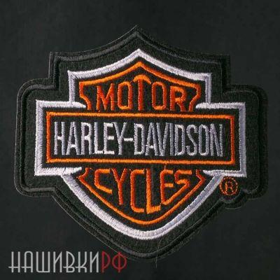 Нашивка Harley