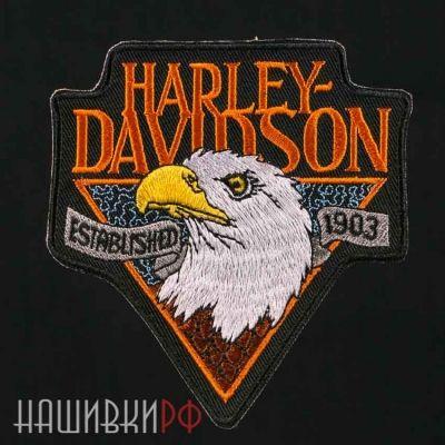 Нашивка Харлей Дэвидсон 1903