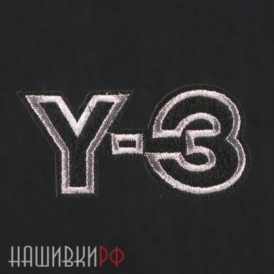 Нашивка Y-3