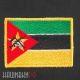 Нашивка флаг Мозамбика